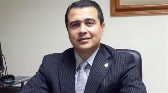 خوان أنطونيو هيرنانديز ألفارادو شقيق رئيس هندوراس المعتقل (فيس بوك)