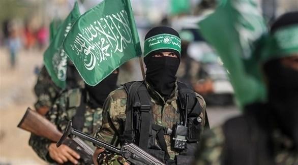 مقاتلون في صفوف حركة حماس (أرشيف)