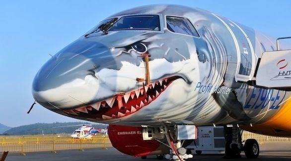 طائرة ركاب جديدة على شكل سمكة قرش (ميرور)