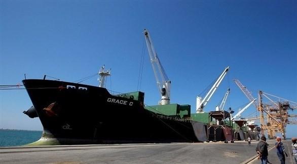 ميناء الحديدة في اليمن (أرشيف)