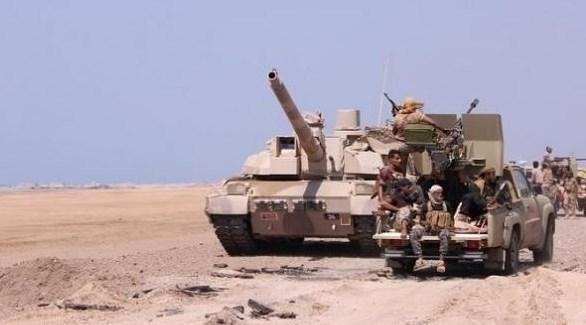 قوات الجيش الوطني اليمني (أرشيف)