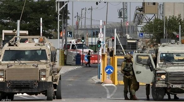حواجز عسكرية إسرائيلية في الضفة الغربية (غيتي)