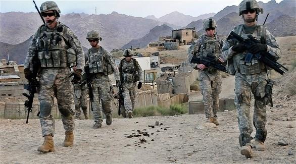 جنود أمريكيين في كابول (أرشيف)