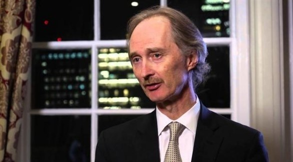 المبعوث الخاص الجديد للأمين العام للأمم المتحدة إلى سوريا، جير بيدرسن