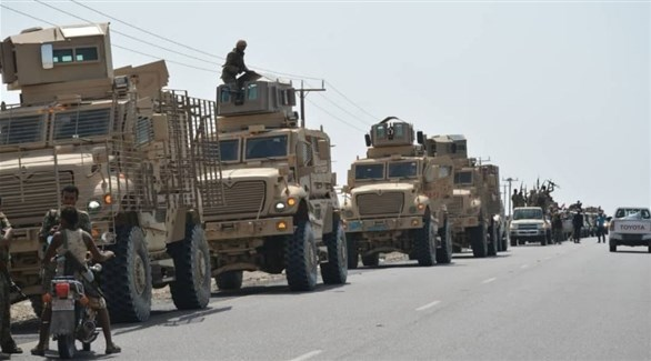 قوات الشرعية في اليمن (أرشيف)
