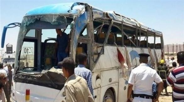 حادث الهجوم الإرهابي على أقباط المنيا (أرشيفية)