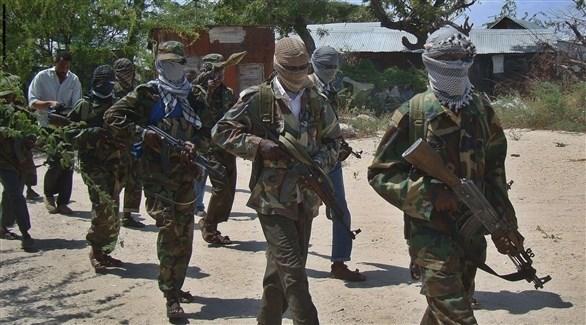 مسلحون من جماعة الشباب الصومالية الإرهابية (أرشيف)