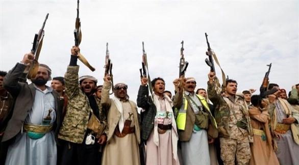 مسلحون من ميليشيا الحوثي في صعدة (أرشيف)