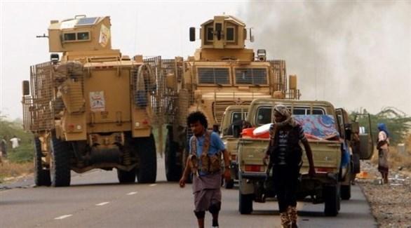 القوات اليمنية المشتركة في الحديدة (أرشيف)