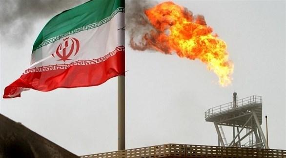 منشأة نفطية إيرانية (أرشيف)