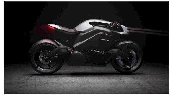 الدراجة النارية Arc Vector الكهربائية الخارقة