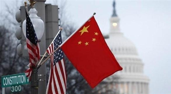 اجتماع لبحث العلاقات الأمريكية الصينية في واشنطن (أرشيف)
