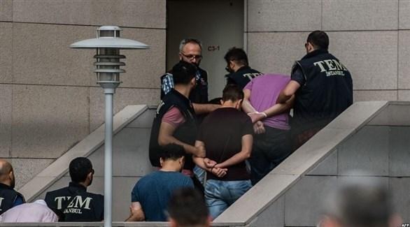 اعتقالات لجنود أتراك (أرشيف)