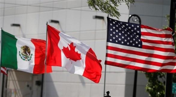 اتفاقية تجارة جديدة بين أمريكا والمكسيك وكندا (أرشيف)