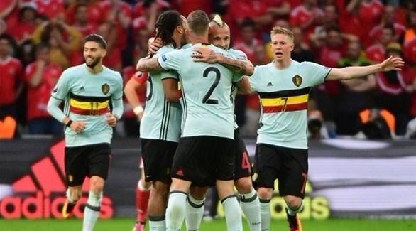 مكافآت كبيرة تنتظر لاعبي بلجيكا حال الفوز بالمونديال