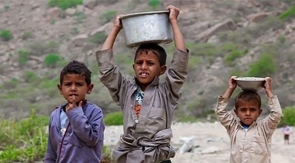 أطفال يمنيون (أرشيف)