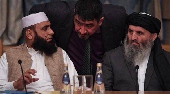 محادثات أفغانية في موسكو (أرشيف)