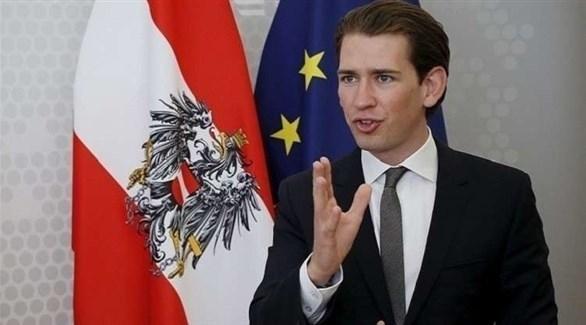 مستشار النمسا سباستيان كورتز (أرشيف)