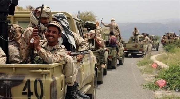 قوات الجيش الوطني اليمني في محافظة صعدة (أرشيف)