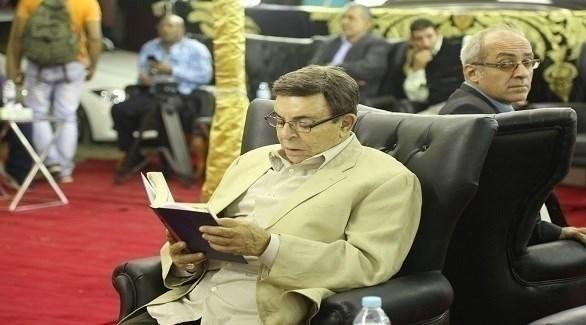 عزاء الإعلامي المصري حمدي قنديل (24 - محمود العراقي)