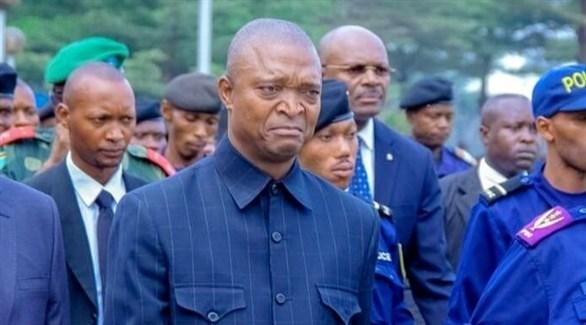 المرشح الرئاسي الكونغولي إيمانويل رامزاني شادري (أرشيف)