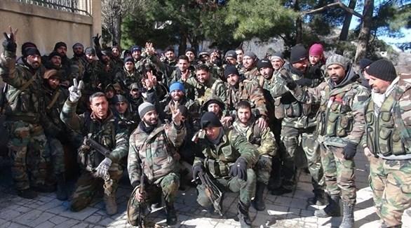 جنود في الجيش السوري (أرشيف)