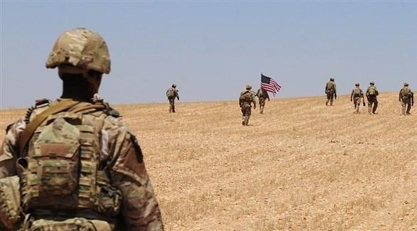 قوات أمريكية في سوريا (أرشيف)