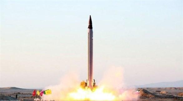 صاروخ باليستي إيراني من طراز عماد (أرشيف)