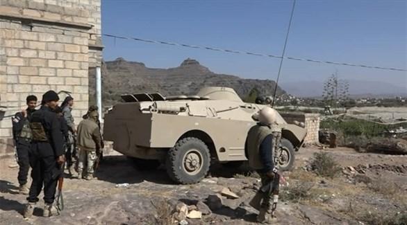 اشتباك ميليشيا الحوثي مع الجيش في الضالع (أرشيف)