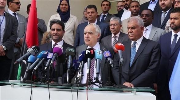 الممثل الخاص للأمم المتحدة ورئيس بعثة الدعم في ليبيا، غسان سلامة (أرشيف)