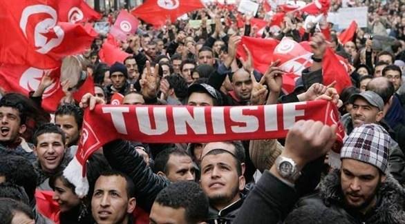 اعتصام في تونس (أرشيف)