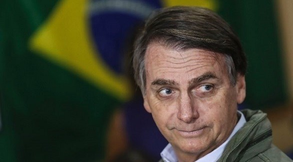 الرئيس البرازيلي المنتخب جايير بولسونارو (أرشيف)