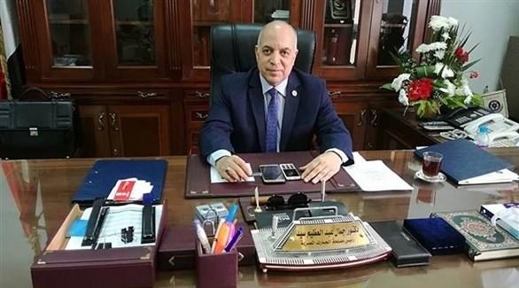 رئيس مصلحة الجمارك المصرية السابق جمال عبد العظيم (أرشيف)