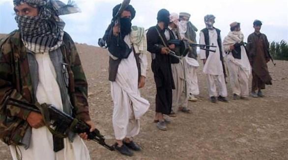 مُسلحون من طالبان في أفغانستان (أرشيف)