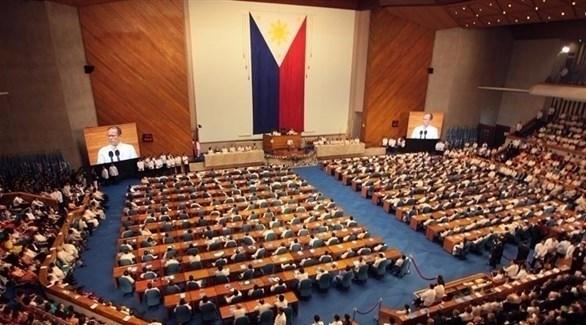 البرلمان الفلبيني (أرشيف)