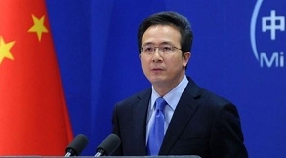 المتحدث باسم وزارة الخارجية الصينية لو كانغ (أرشيف)
