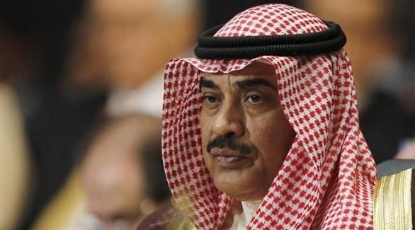 وزير الخارجية الكويتي الشيخ صباح خالد الحمد الصباح (أرشيف)