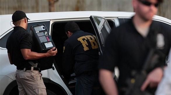 محققون من مكتب التحقيق الفدرالي الأمريكي إف.بي.آي (أرشيف)