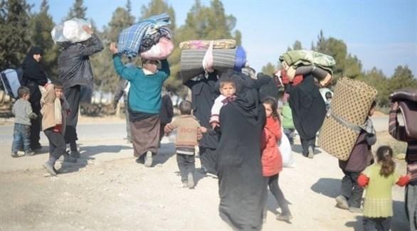 عائلات سورية لاجئة في الأردن (أرشيف)