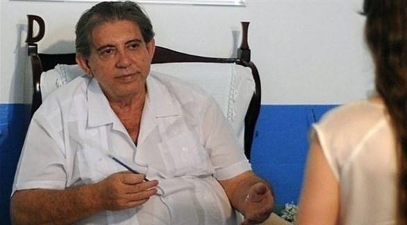 المعالج البرازيلي المتهم بالتحرش جواو تيشيرا دي فاريا (أرشيف)