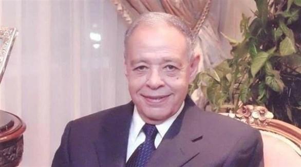 الكاتب الصحافي إبراهيم سعدة (أرشيف)