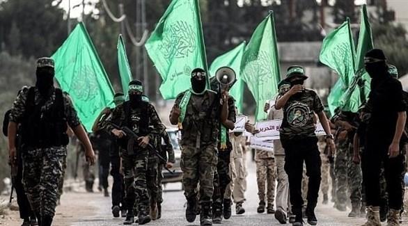 مسيرات لحركة حماس(أرشيف)