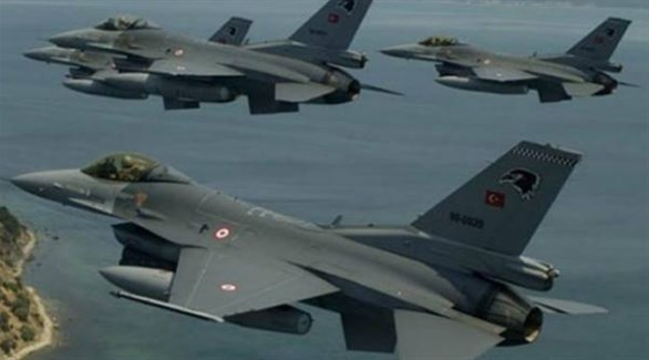 طائرات عسكرية تركية (أرشيف)