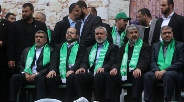 قادة حركة حماس (أرشيف)