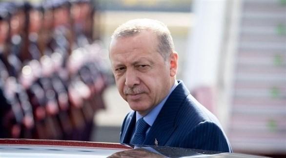 الرئيس التركي رجب طيب أرودغان (أرشيف)
