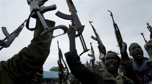 قوات مسلحة في جنوب السودان (أرشيف)