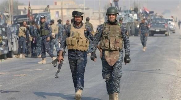الشرطة العراقية (أرشيف)
