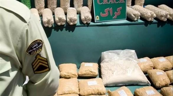 ضبط مخدرات في إيران (أرشيف)