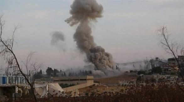 قصف على ريف إدلب (المرصد)