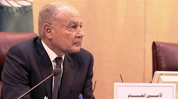 أحمد أبو الغيط (أرشيف)